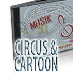Musik 3.1 - Circus & Cartoon