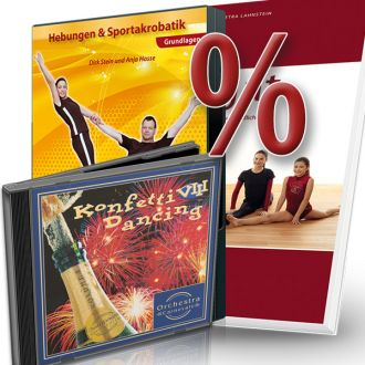 CD / DVD / Literatur