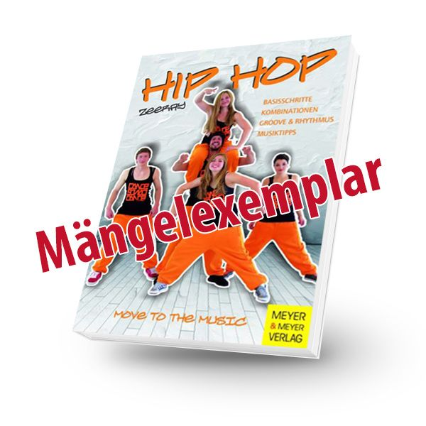 Hip-Hop - Move to the Music - Mängelexemplar